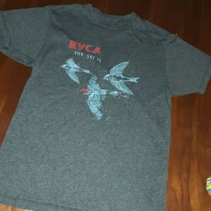 Rvca tshirt size medium